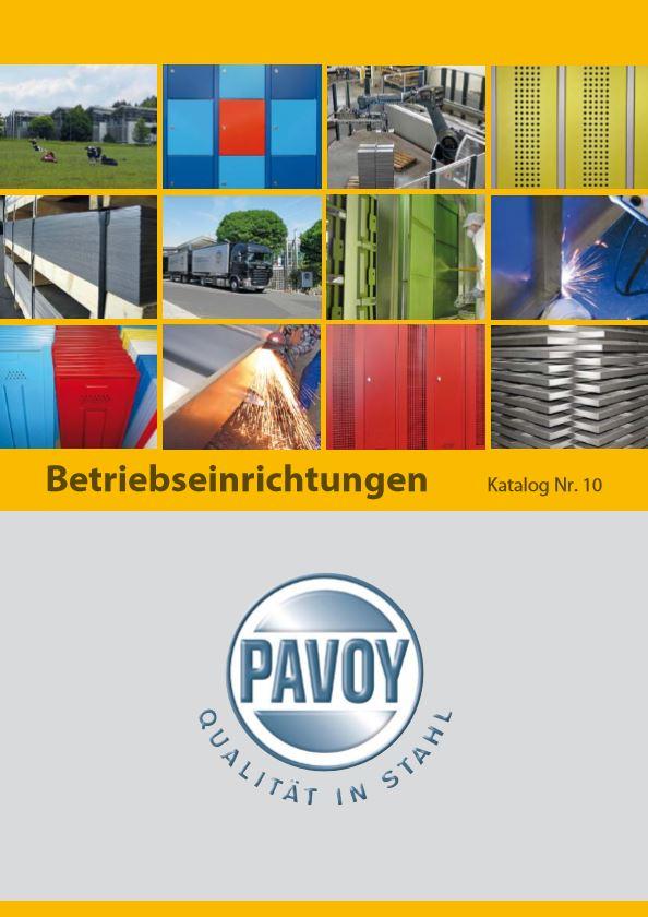 Pavoy Katalog