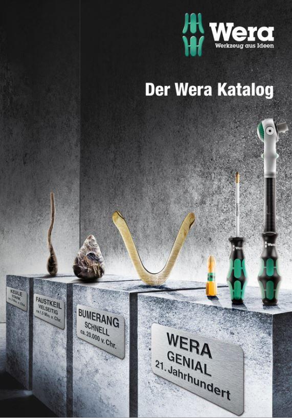 WERA Katalog